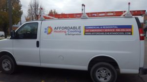 Affordable Heating and Cooling - Richmond, MI