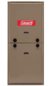 Coleman LX Series Gas Furnaces