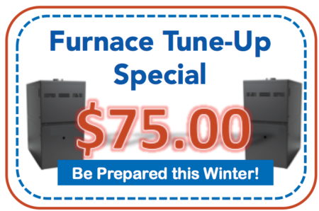 Furnace Tune Up Special